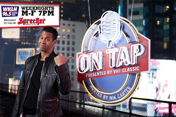 ON TAP w/ Nik Carter