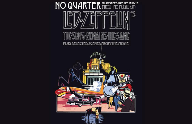 No Quarter – Milwaukee's Led Zeppelin Tribute