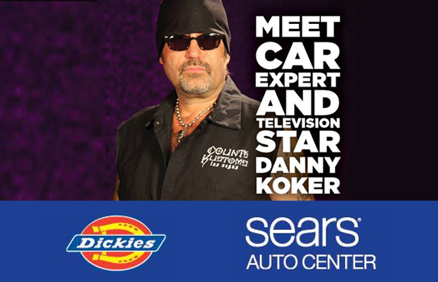 Meet Danny Koker at Sears Auto Center!