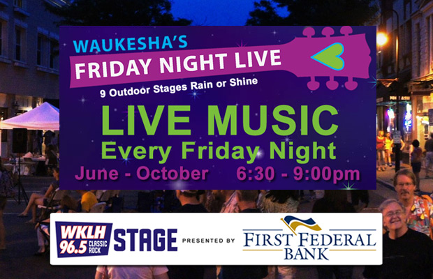 Waukesha Friday Night Live